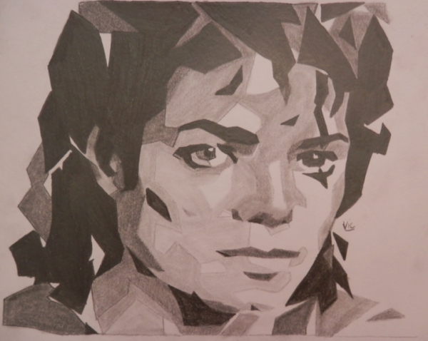 Michael Jackson by viktoria78